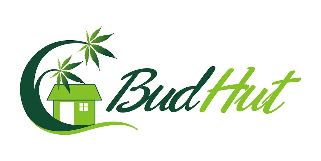 The Bud Hut Logo